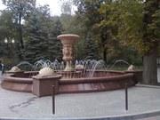 Очистка гранитных и мраморных фонтанов,  мраморных изделий и полов
